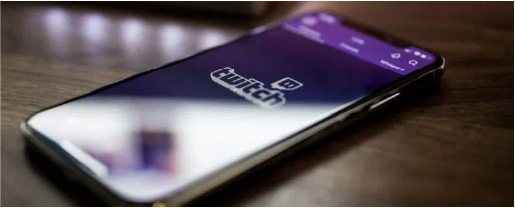 Стрим Twitch с телефона